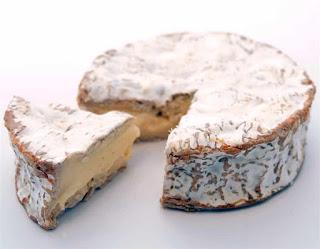 Tunworth Cheese by M. Kuehn