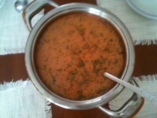 Tomato Soup by Henya Kuehn