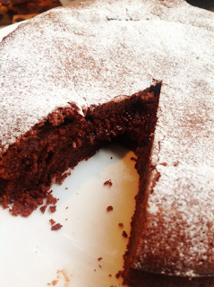 Chocolate Cake – Chez Pannise