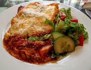 Lasagne by M. Kuehn