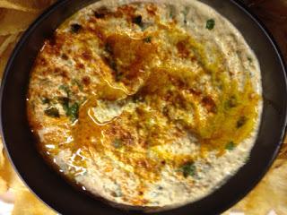 Coriander and Lemon Hummus by M. Kuehn