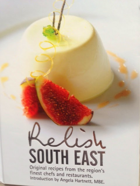 """'Relish South East"""" – a cookery book for the serious foodie by Maria Kuehn"""