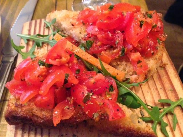 Tomato Bruschetta by M. Kuehn